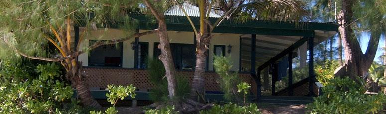 Southside of Rarotonga